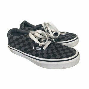 Vans Doheny Checkered Lace Sneakers Kids Youth 2